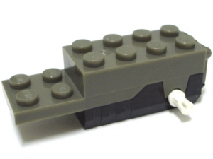 Bricklink Part 41861c01 Lego Pullback Motor 6 X 2 X 1 23 With