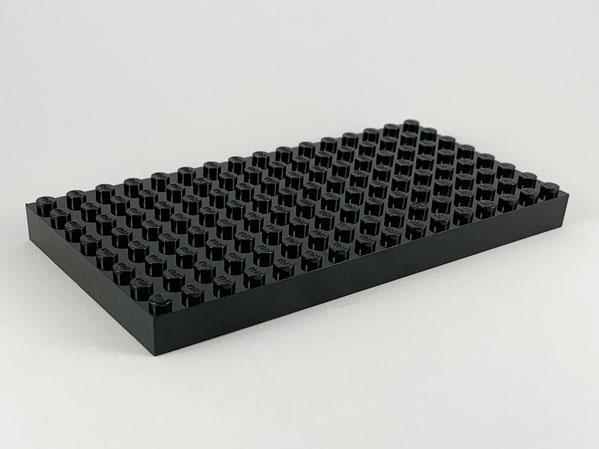 LEGO 20 x base pietra pietra 1x6 VERDE GREEN BASIC Brick 3009 300928 4111844