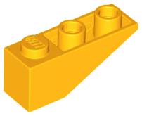 Missing Lego Brick 4287 DkStone x 5 Slope Brick 33° 1 x 3 Inverted