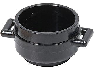 LEGO® Black Minifigure Utensil Pot Cauldron Size 3 x 3 x 1 /& 3//4 Design ID 4341