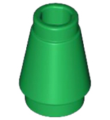 Lego Nose Cone Small 1 x 1 Brand New 59900//64288 - Choose Colour//Qty