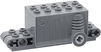 Bricklink Part 47715c01 Lego Pullback Motor 9 X 4 X 2 23 Motor