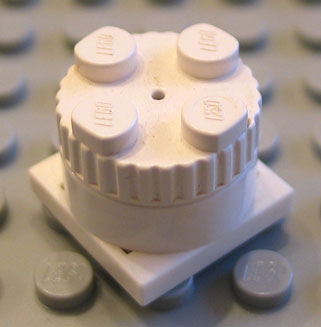 LEGO Electric Light Sound Siren Brick Choose Model