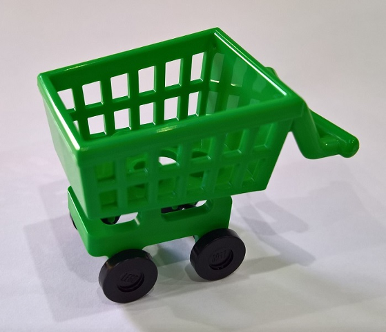 Bricklink Part 49649c01 Lego Minifigure Utensil Shopping Cart Frame With Black Wheels Skateboard Trolley 49649 2496 Minifigure Utensil Bricklink Reference Catalog