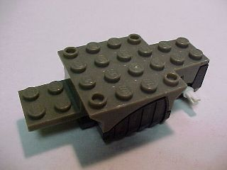 Bricklink Part 5313a Lego Electric Motor Rechargeable 4 X 8 X 1