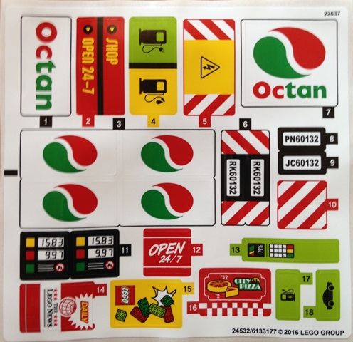 BrickLink - Part 60132stk01a : Lego Sticker for Set 60132 ...