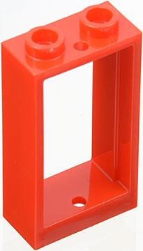 3x Lego Fenster Rahmen weiss 1x2x3 Window 4536521 60593