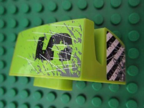 1xLego Technic Wheel Lime Right Left Mudguard 4518816 4518814 61071 61070