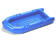 Rubber Raft 1 NEW LEGO large Black Boat