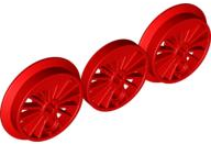 Lego-train wheel rc train spoked Compagnie 85489a choose color