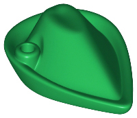 Minifig Green Forestmen/'s Headgear Hat LEGO
