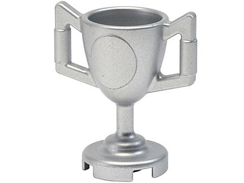 Lego Light Bluish Grey Trophy Cup NEW!!!