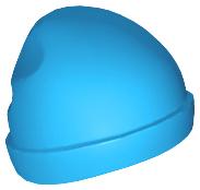 LEGO NEW DARK BLUISH GREY MINIFIGURE CAP MINIFIG HAT BEANIE PIECE