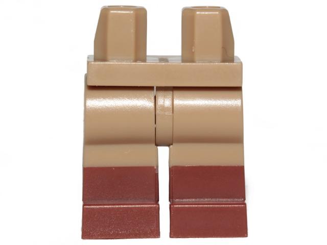 Tan LEGO minifigure Legs REAL LEGO