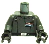 Bricklink Part 973pb1067c01 Lego Torso Sw Imperial Officer 4