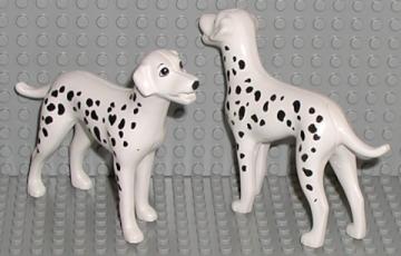 Bricklink Part Dalmatian01 Lego Dog Scala With Dalmatian With