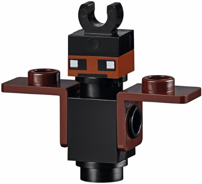 Bricklink Part Minebat01 Lego Minecraft Bat Animal Air