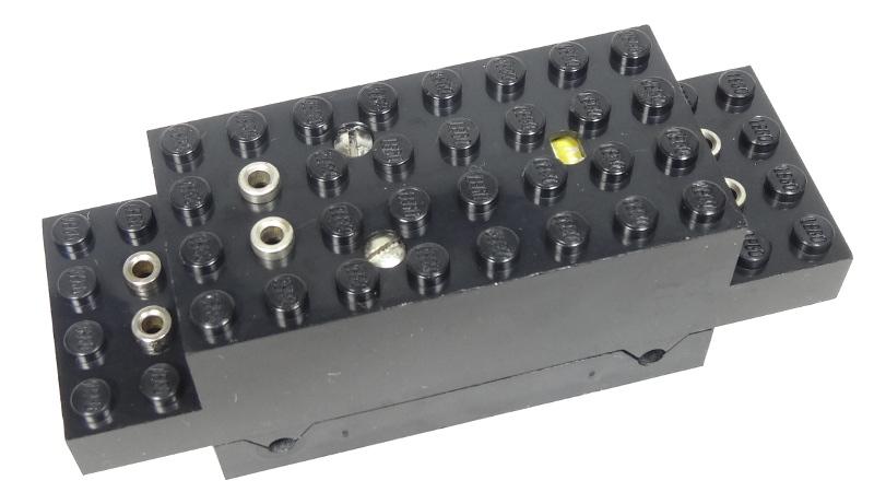 Bricklink Part X550a Lego Electric Train Motor 12v 12 X 4 X 3 1