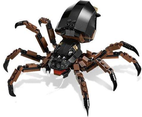 Figurka LEGO Pavouk Odula zepředu