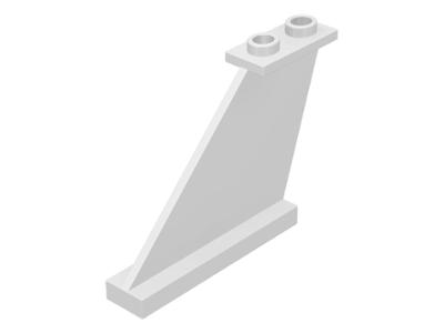 Lego 4x Dark Pearl Grey Tail NEW