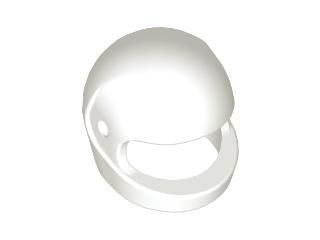 Lego Medium Blue Standard Minifig Helmet Head Gear NEW