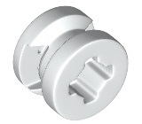 LEGO 34337 Wheel 8mm D x 6mm with Slot