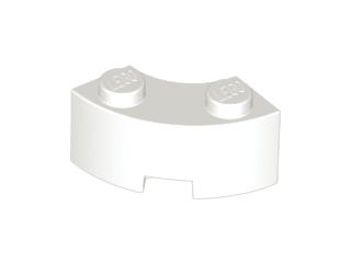 Lego 25 New Tan Bricks Round Corner 2 x 2 Macaroni with Stud Notch Pieces
