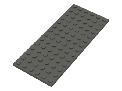 3456  x 1 Lego Plate 6 x 14 Part No