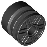 x 14mm pin hole white//white 55981 new Lego 4x wheel rim wheel 18mm D