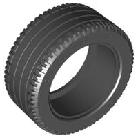 Lego Tire 81.6 x 36 R Technic Straight Tread