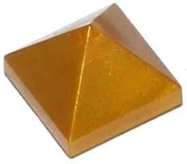 Flat silver Slope 45 1x1x2//3-22388 NEUF LEGO x 2