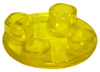 LEGO Lot of 10 Light Gray 2x2 Round Boat Bottom Specialty Plates