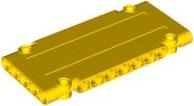 Lego 8 New Light Bluish Gray Technic Panel Plate 5 x 11 x 1 Pieces