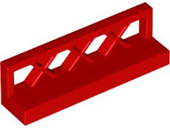 Lego Fence Barrière Barriera 1x4x1 3633 Choose Color /& Quantity
