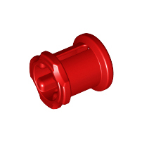 50 NEW LEGO Technic Bush red