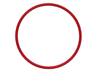 BrickLink - Part x37 : Lego Rubber Belt Medium (Round Cross Section ...