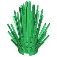 LEGO 6 NEW TAN PLANT PRICKLY BUSH 2 X 2 X 4 PIECES PARTS