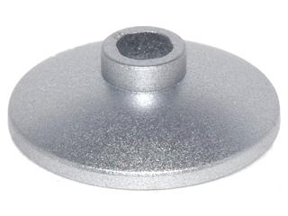 2 x 2 Dish Inverted Radar NEW LEGO Trans-Purple x 10-10686 41239