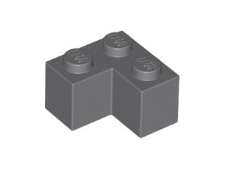10 NEW LEGO Brick 2 x 2 Corner Red