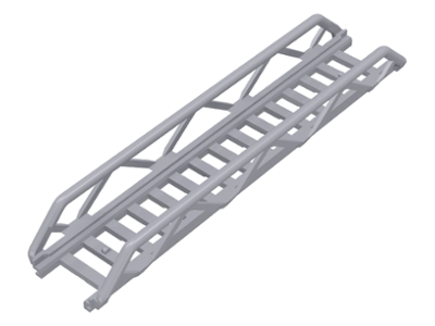 LEGO 11299 16X3.5 Ladder with Side Supports PT-B-9