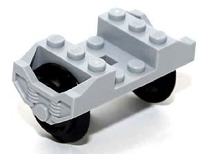 La vaseline l'amie des trains Lego 9 volt 1991-2018 2878c02