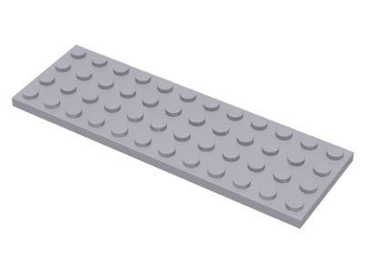 Lego 3029  Plate 4x12 Choose Colour Brand New