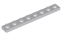 10 to 300 Pieces LEGO Dark Bluish Gray Brick 1x8