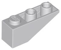 LEGO: 1 X 3 Inverted Slope Brick Red. 4287