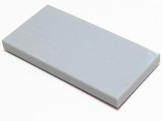 2 x LEGO 87079 Plaque Lisse bleu bright blue NEUF NEW Plate Tile 2x4