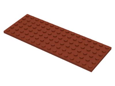LEGO Yellow 6x16 Plate Piece