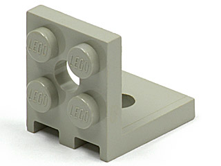 LEGO 10 x Winkel Platte 2x2 schwarz black corner plate 3956 6019217