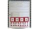 Part No: 10128stk01  Name: Sticker Sheet for Set 10128 - (47522/4207712)