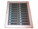 Part No: 10155stk02  Name: Sticker Sheet for Set 10155 - Sheet 2, Gray Container Sticker Sheet (57338/4585632)