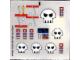 Part No: 10192stk01  Name: Sticker Sheet for Set 10192 - (10192/4528138)